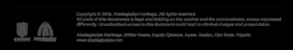 aladegbaiye heritage legals